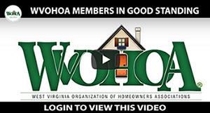 WVOHOA Members in Good Standing Login Link